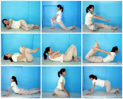 For rehabilitation after stroke and bone fractures using physical therapy, massage therapy and physiotherapy exercises.