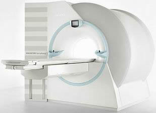 Apparatus for diagnostic magnetic resonance imaging.